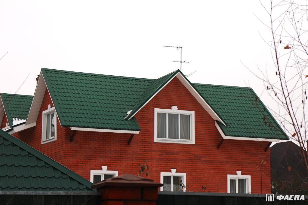 руки крыша из вишневого профнастила картинки и фото такая прядь справа